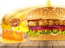 Novi Honey Chicken burger u Surferu
